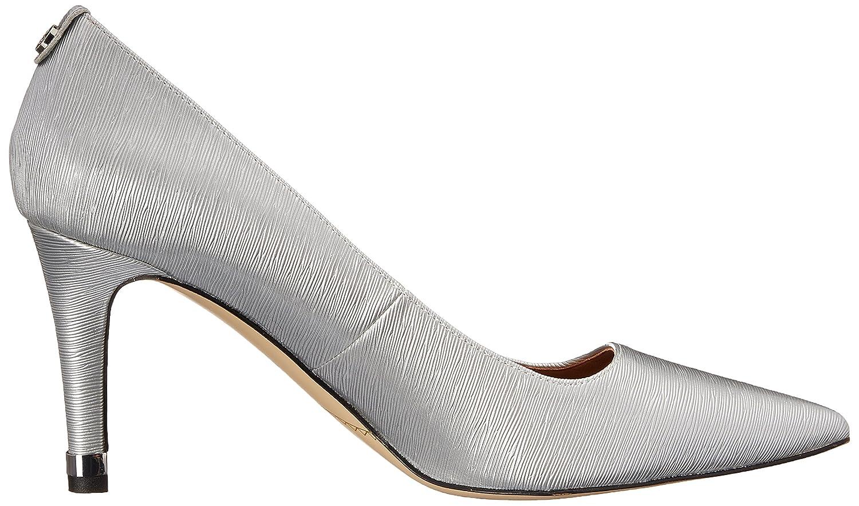 J.Renee Women's Sascha Dress Pump B010AAPXP6 6.5 B(M) US|Silver
