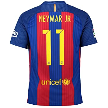 Nike FC Barcelona Estadio Jersey-Sport Royal, Neymar JR 11