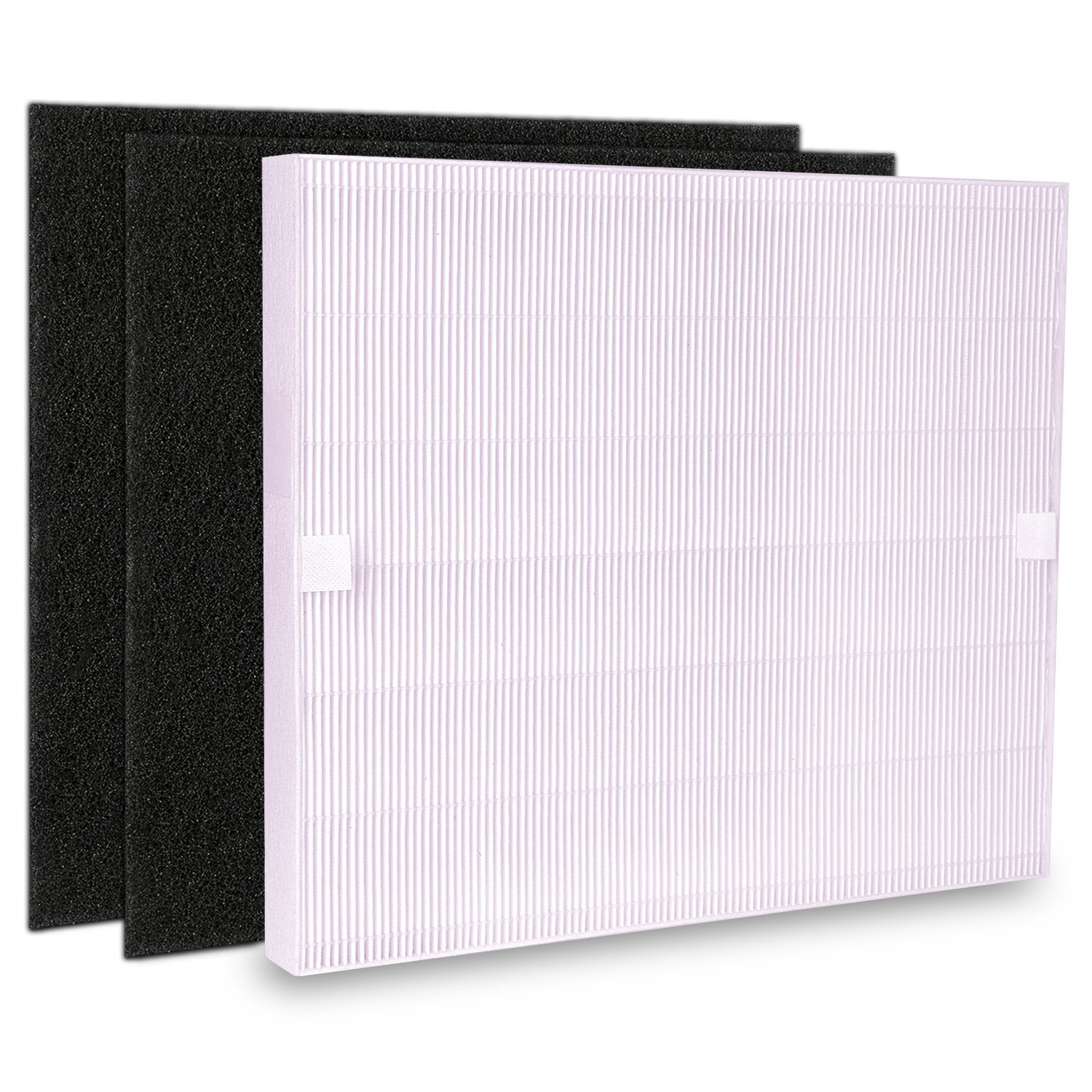 True HEPA Replacement Filter for Coway AP1512HH Air Purifiers 3304899 with 2 Carbon Filters Cabiclean ap 1512