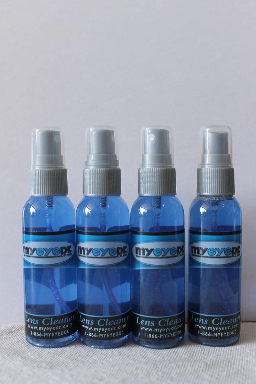 8e986cfbc220 Amazon.com: My EYE Dr Lens Cleaner - Blue Travel Size Spray Bottle 2 ...