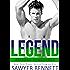 Legend: An Arizona Vengeance Novel