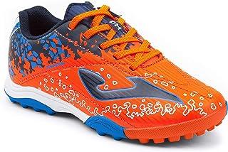 Scarpe Calcetto Joma Champion JR 808, Arancione, 31