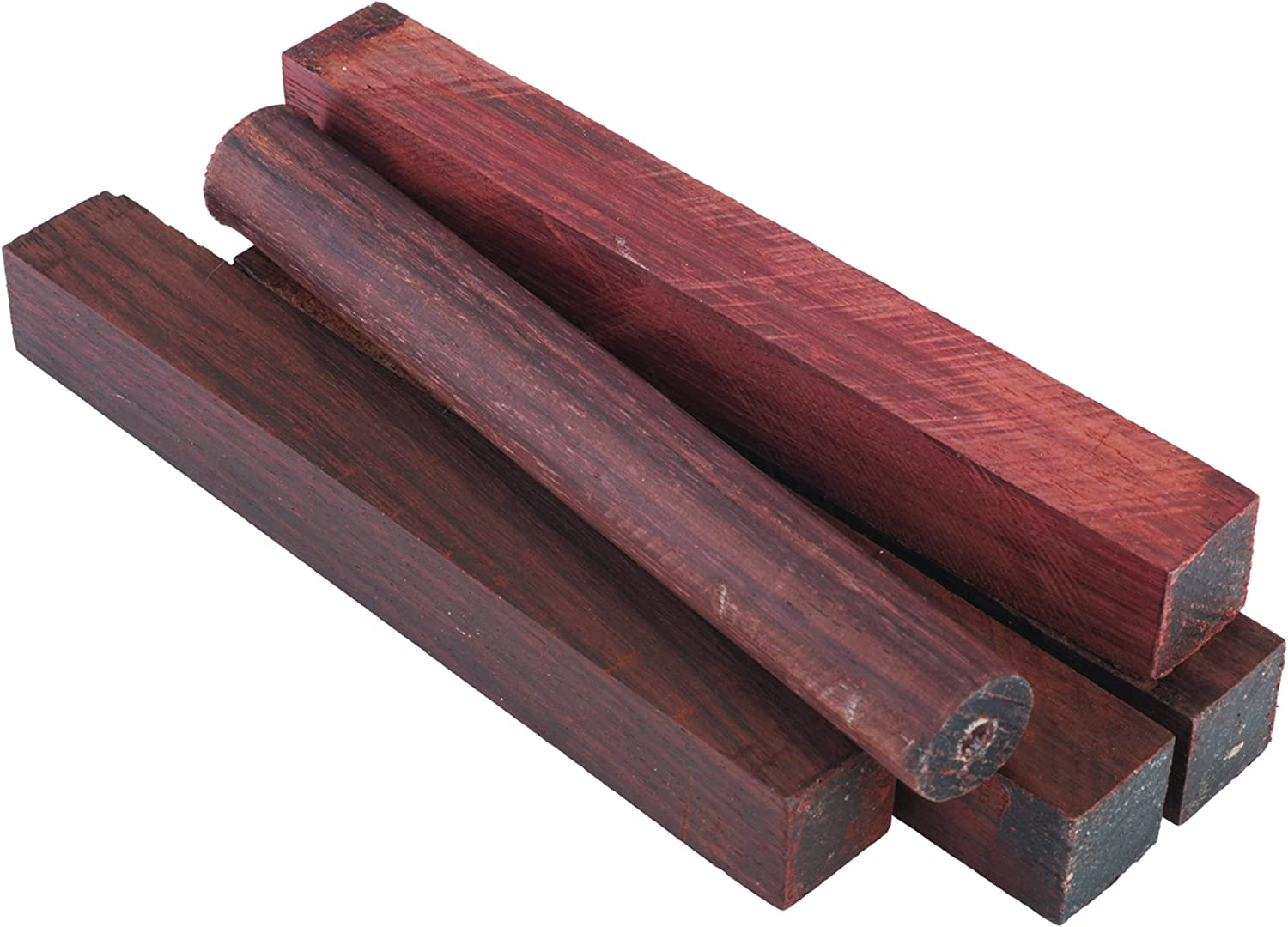 Walnut Pen Blanks 3//4 x 3//4 x 5 Set of 5