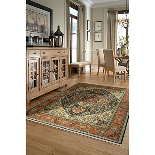 Karastan Sovereign Maharajah Navy Indoor Area Rug