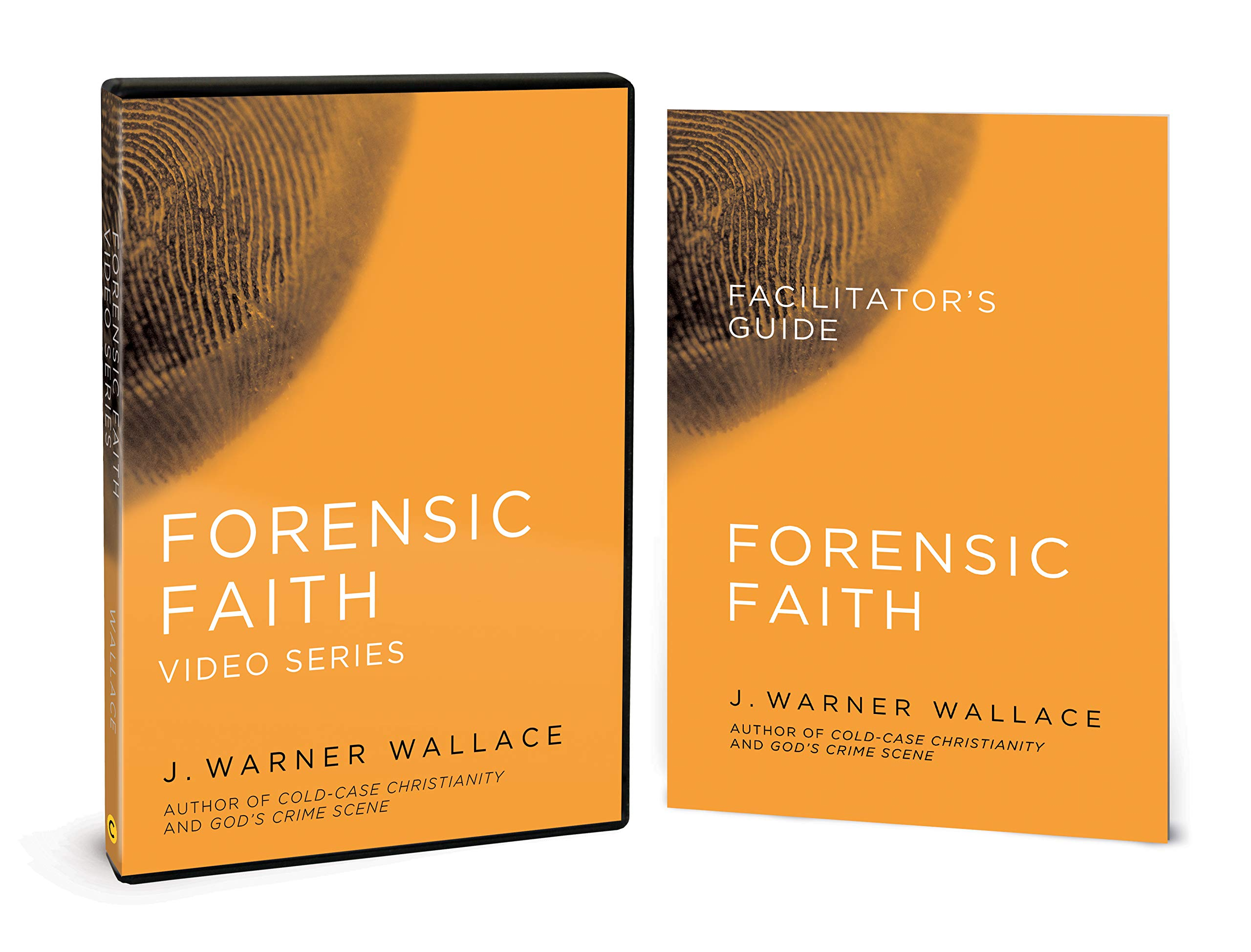Forensic Faith Video Series With Facilitator S Guide Wallace J Warner 9780830778331 Amazon Com Books