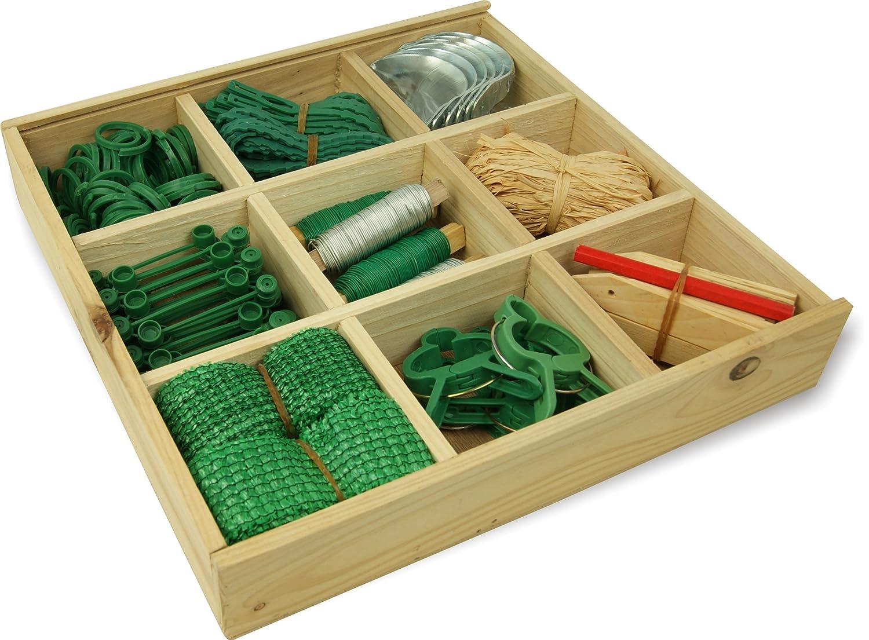 Plant Theatre - Caja de utensilios para jardineros: Amazon.es: Jardín