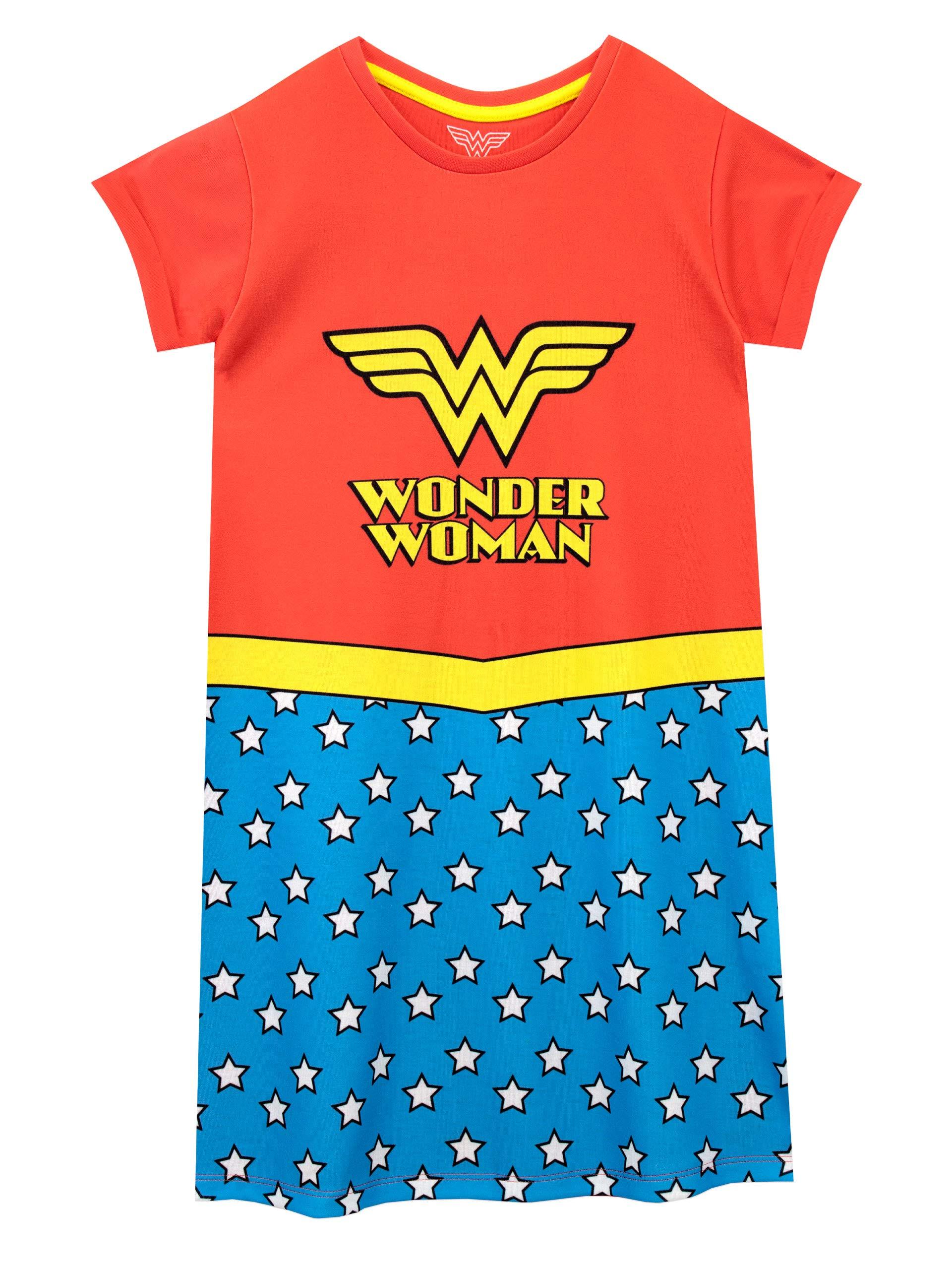 DC Comics Girls' Wonder Woman Nightdress