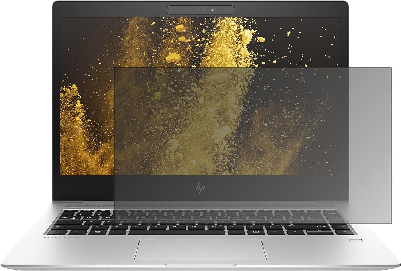 dipos I Protection /écran de Confidentialit/é Compatible avec HP EliteBook 1040 G4 Protecteur d/écran Privacy Anti-Espion