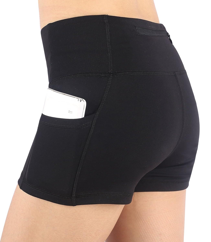 Zinmore Women's Ladies Gym Yoga Shorts Exercise Workout Short Pants Hot Shorts