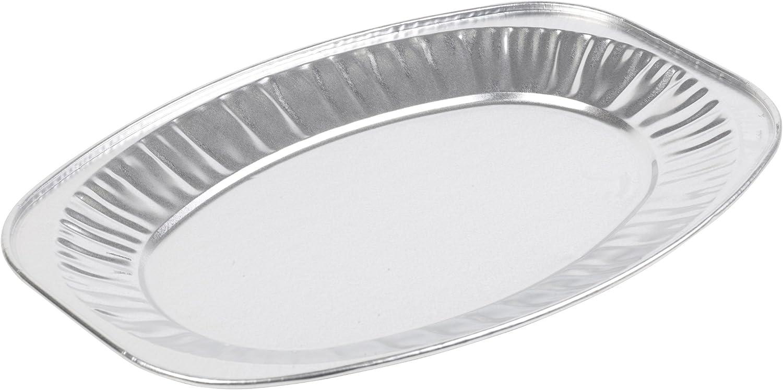 Pack of 10 Foil Platter 14inch