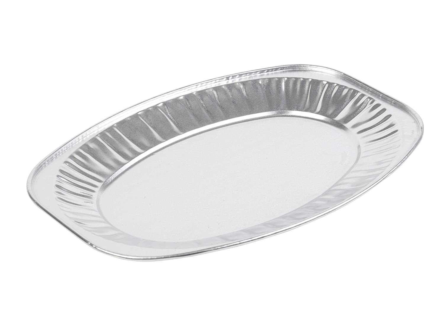 14 Inch Foil Platters Tray (10)