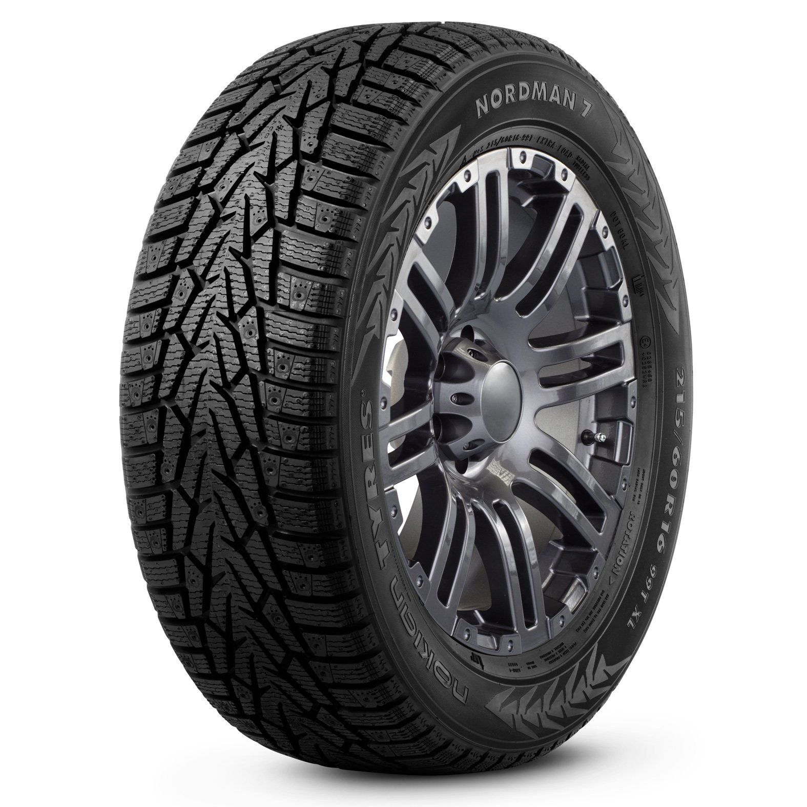 205/55R16 94T XL Nokian Nordman 7 Non-Studded Winter Tire