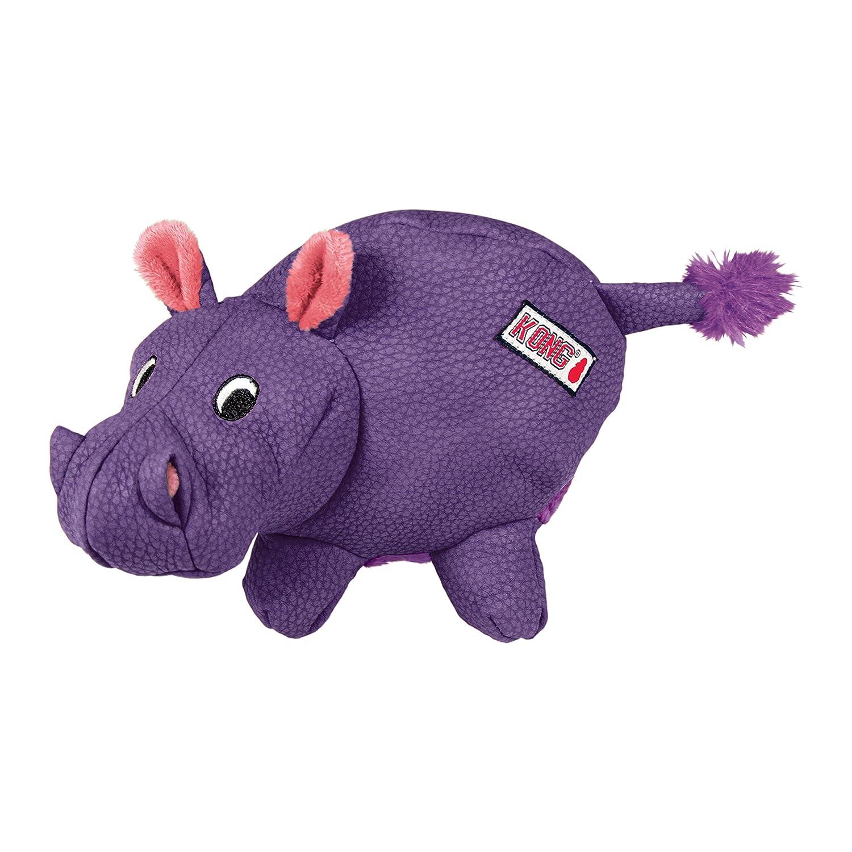 Kong Phatz Hippo Jouet pour Chien, Medium RPA21