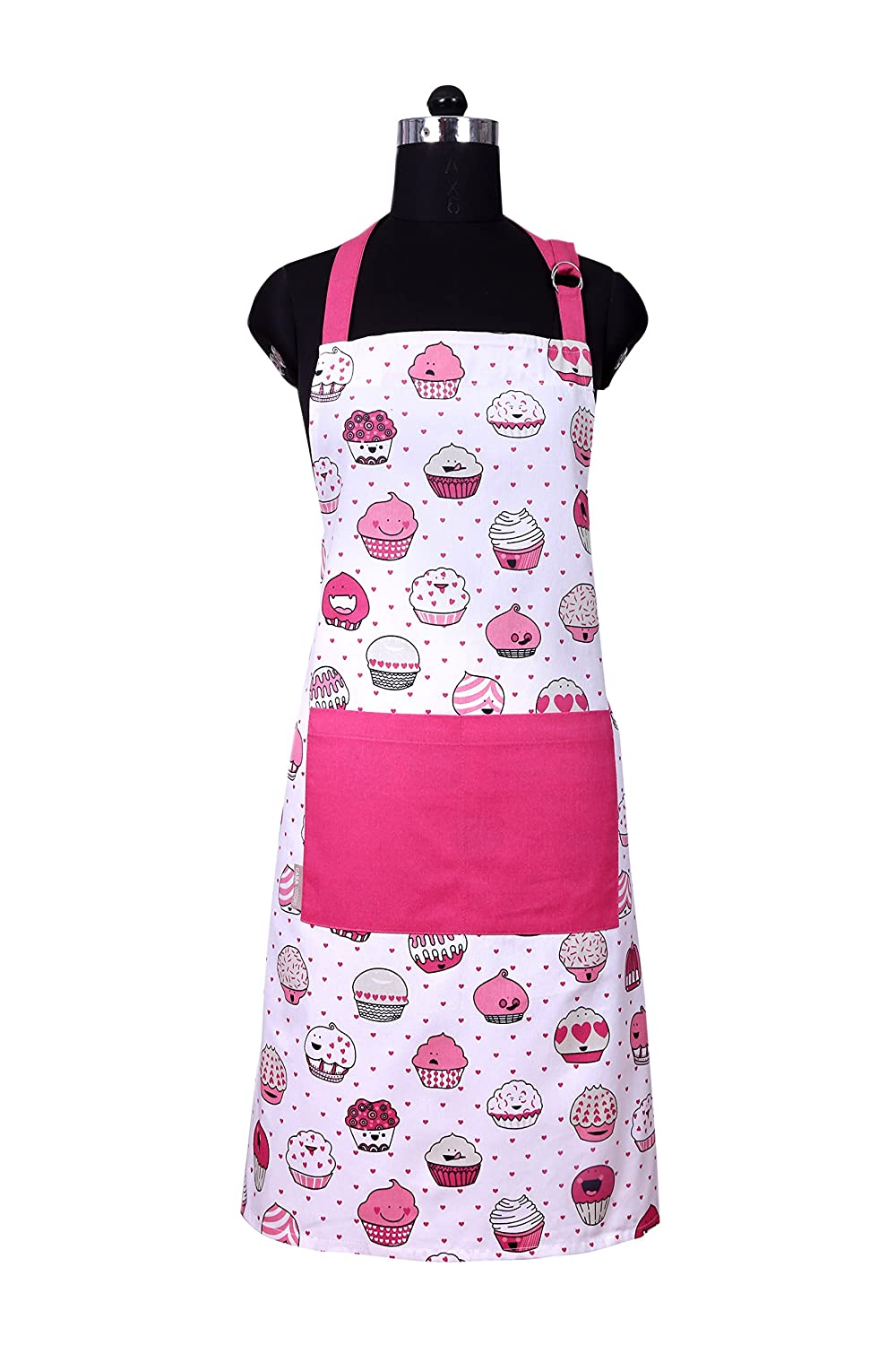 Cup Cakes Aprons for Women