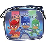 Disney PJ MASKS Go GO GO Gekko Catboy Owlette Soft School Lunch Kit Bag Box