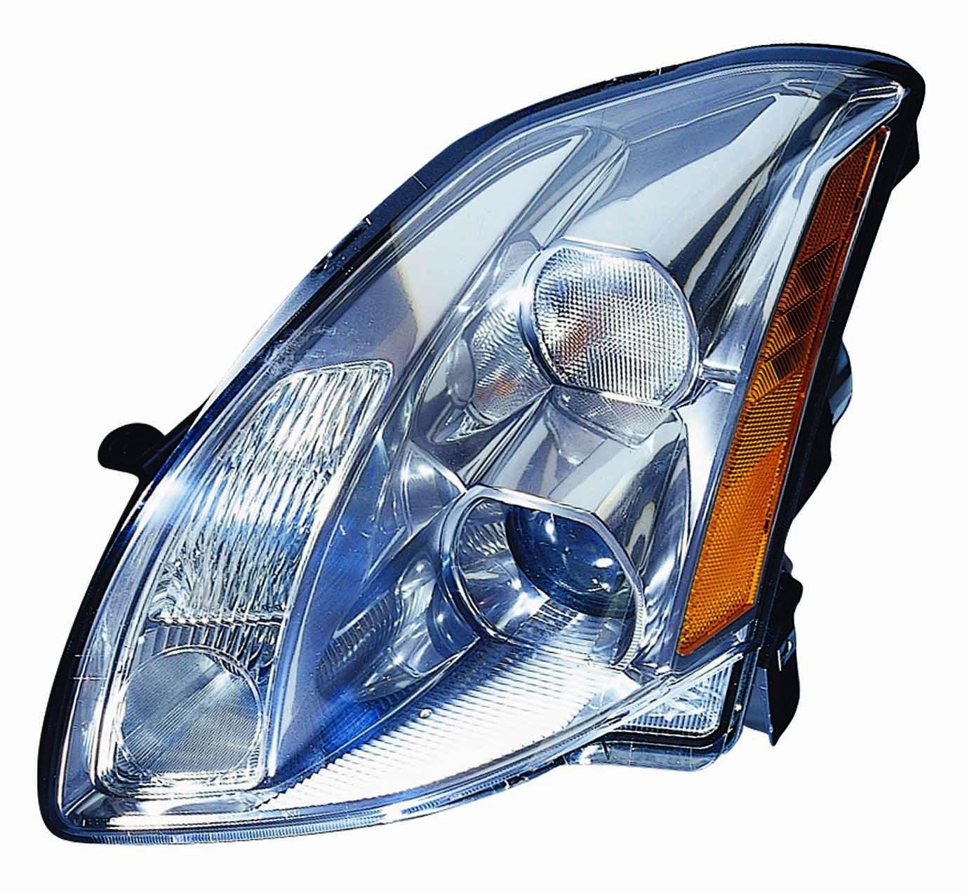 Depo 315-1149R-ASHN7 Nissan Maxima Right Hand Side Xenon Head Lamp Assembly 02-00-315-1149R-ASHN7