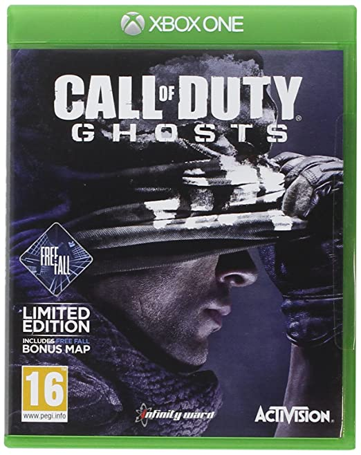 Call of Duty Ghosts - Limited Edition (Xbox One): Amazon.co.uk: PC & Video Games