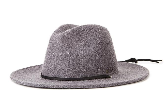 Brixton Men s Fedora  Amazon.co.uk  Clothing 182d72068e2
