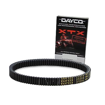 Dayco XTX2236 XTX Extreme Torque ATV/UTV Drive Belt: Automotive [5Bkhe0405423]