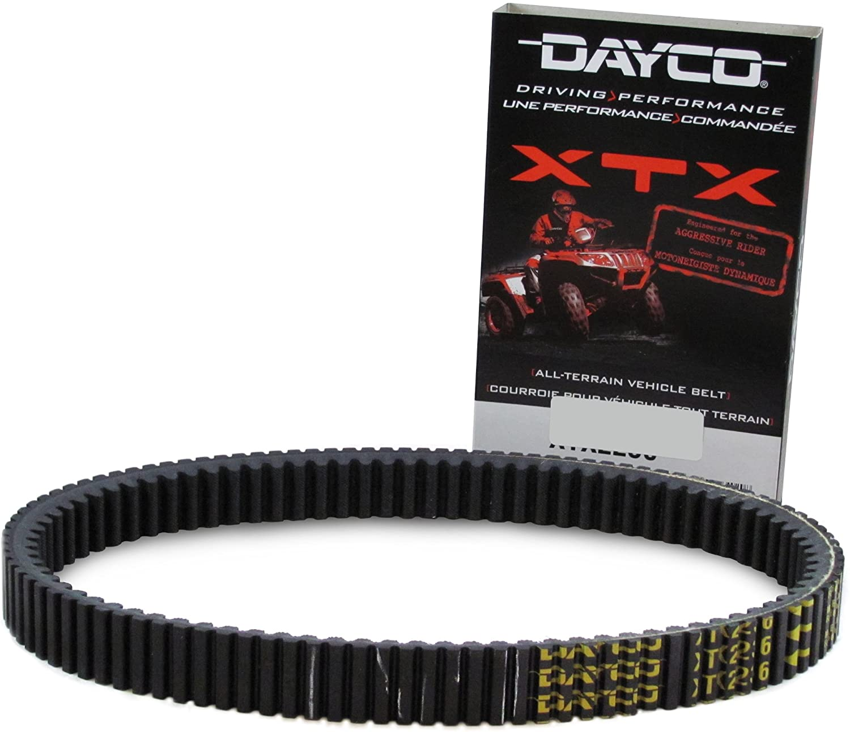 Dayco XTX2236 XTX Extreme Torque ATV//UTV Drive Belt