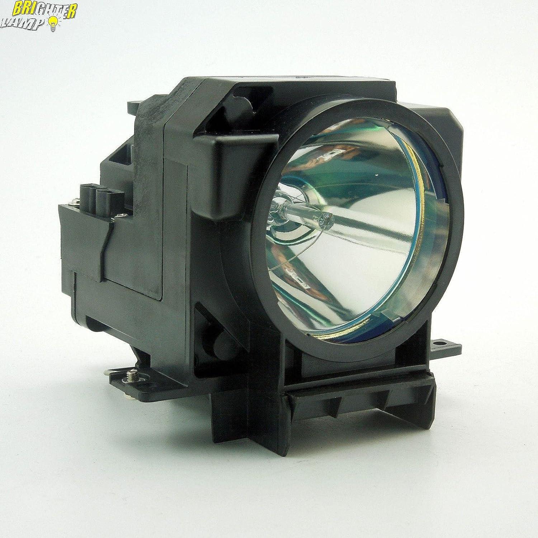 Brighter Lamp ELPLP23 / V13H010L23 プロジェクターランプ 交換用 for EPSONエプソン バルブ採用/高輝度/長寿命   B076ZG981X