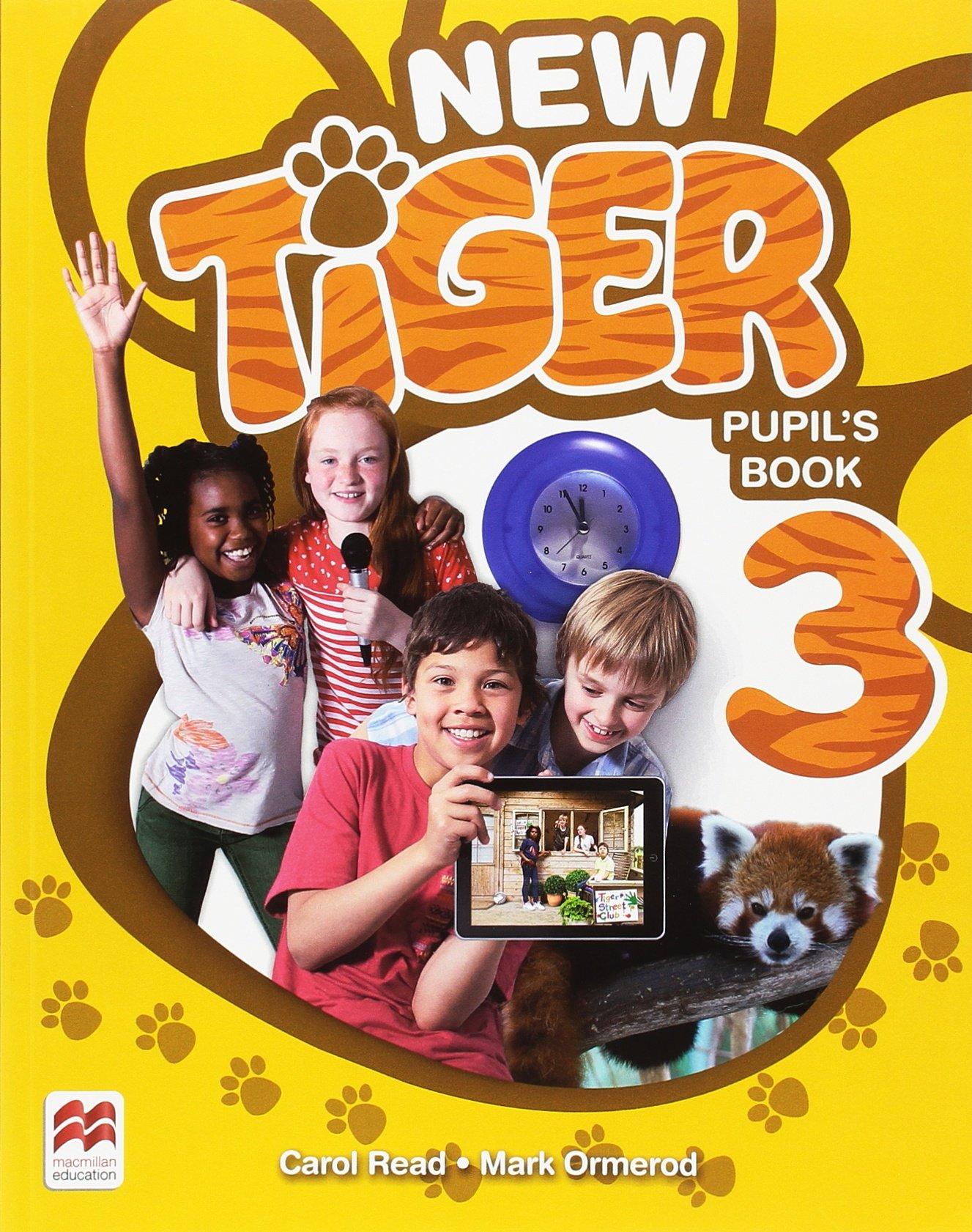 NEW TIGER 3 Pb: Amazon.es: C. Read, M. Ormerod: Libros en idiomas ...