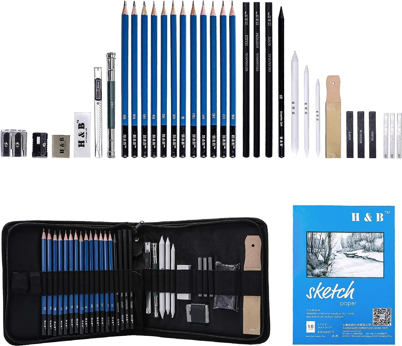 Sketching Pencils Set
