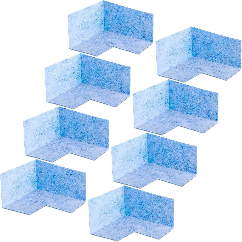 8 esquinas interiores. Junta de esquina para interior de baldosas, para ducha, balcón, ducha o baño B04: Amazon.es: Bricolaje y herramientas