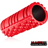 Foam Roller for Sport Massage Therapy - Best Massage Tool for Deep Tissue Massage, Myofascial Release, Muscle Pain and Stiffn