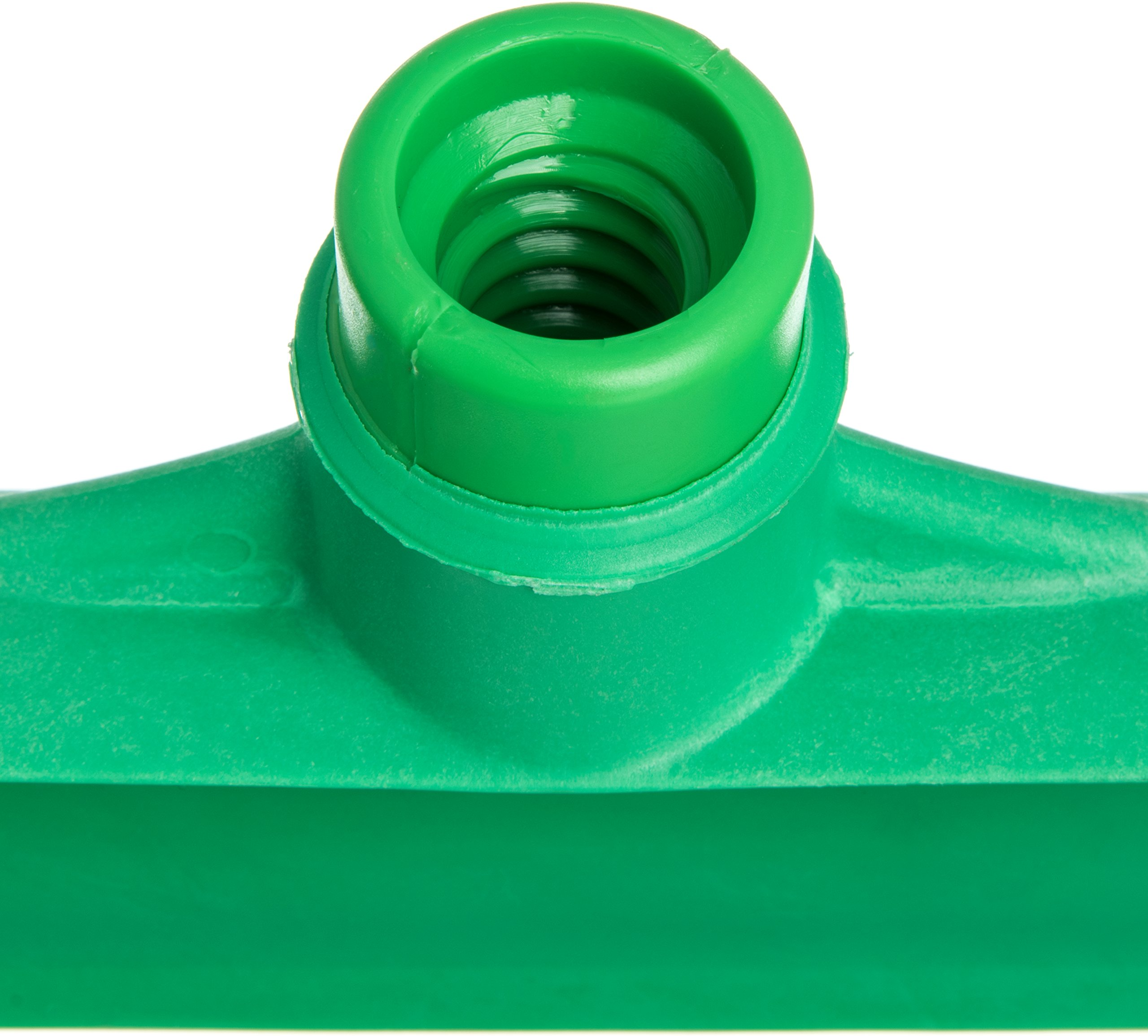 Carlisle 3656809 Solid One-Piece Foam Rubber Head Floor Squeegee, 24'' Length, Green by Carlisle (Image #10)