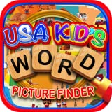 Kids USA Explorers - Educational Hidden Word Games