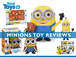 Review: Minions Toys