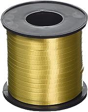 Unique Party 4868 - 450m Gold Curling Ribbon