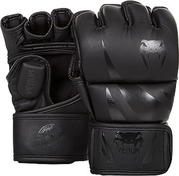 Matte//Black Venum Undisputed 2.0 MMA Glove