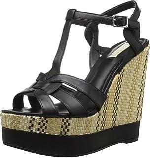 3618a537d37e Lauren Ralph Lauren Women s Maeva Wedge Sandal
