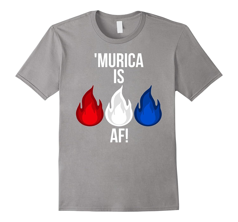 'Murica Is Lit AF!-TH