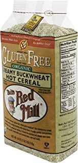 product image for Bob's Red Mill Gluten Free Organic Creamy Buckwheat Hot Breakfast Cereal, 18 Ounce (Pack of 4)