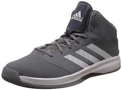 adidas basketball shoes grey