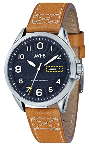 Reloj - AVI-8 - Para Unisex - Hawker Harrier II - AV-4045-02: Amazon.es: Relojes