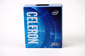 Intel Celeron G4930 Desktop Processor 2 Core 3.2 GHz LGA1151 300 Series 54W