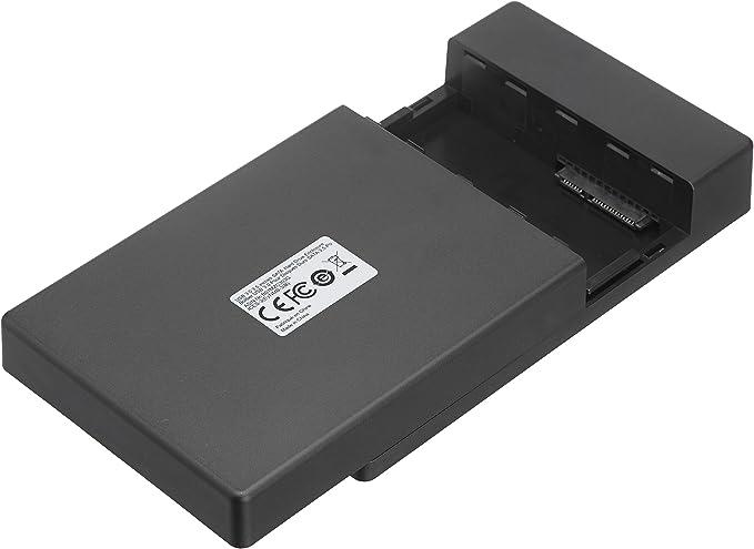 AmazonBasics 3.5-inches SATA HDD Hard Drive Enclosure - USB 3.0