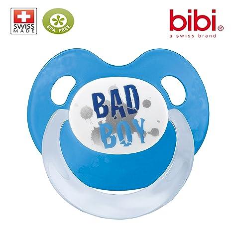Bibi - Chupete de badboy 0 - 6 meses: Amazon.es: Bebé
