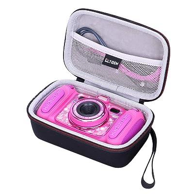LTGEM EVA Hard Case for VTech Kidizoom Duo Selfie Camera: Toys & Games