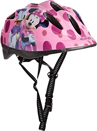 Disney Minnie Kinderhelm Fahrradhelm Kinderfahrradhelm Schutzhelm