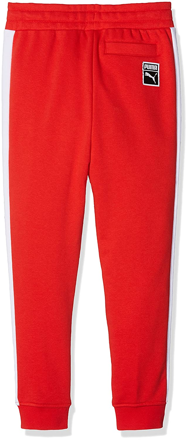 7b201e0c5f7e Puma Boys Trousers  Amazon.in  Clothing   Accessories