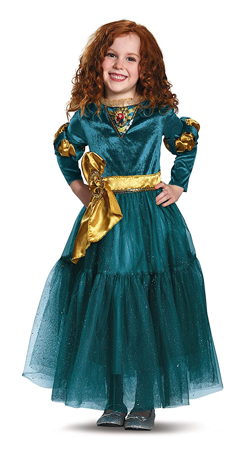 Disguise Merida Deluxe Disney Princess Brave Disney/Pixar Costume ...