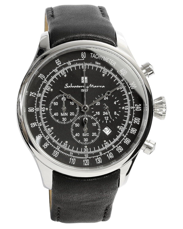 [サルバトーレマーラ] クロノグラフ 腕時計 メンズ 限定モデル イタリアブランド アナログ表示 3気圧防水 SM12127 【雑誌掲載モデル】 B00I95KPJY