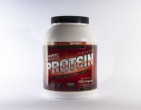 SOTYA Proteína soja 100% Fresa 1 kg