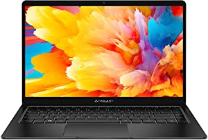 TECLAST Laptop Computer 13.3 inch, 8GB +128GB 1920x1080 FHD IPS Windows Laptop, Intel N3350 Processor, 2.4G+5G WiFi USB3.0 Bluetooth, Thin Light Support 4K Video, SSD & TF Expansion, 18 mm Key Spacing