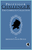 Professor Challenger - The Complete Collection (ApeBook Classics 35)
